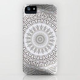 METAL Element Kaleido Pattern iPhone Case