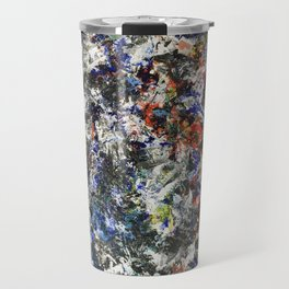 Made by Hand (oil on canvas) Travel Mug