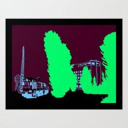 Xcerno Art Print