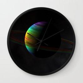 Aquarii Prime Wall Clock