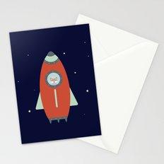Fox Rocket Stationery Cards