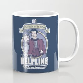 The Bells of Saint John Coffee Mug