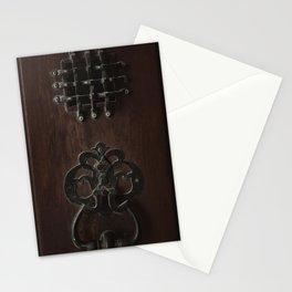 Cuban door knocker Stationery Cards