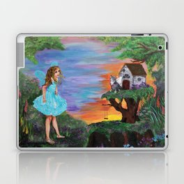 Fairy Play Laptop & iPad Skin