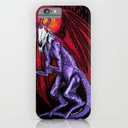 Jerseys Devil iPhone Case
