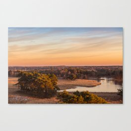 Oh Netherlands, why are thou so flat Canvas Print