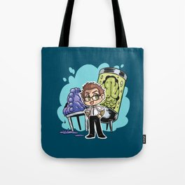 Pacific Rim - Fortune Favors the Brave Tote Bag