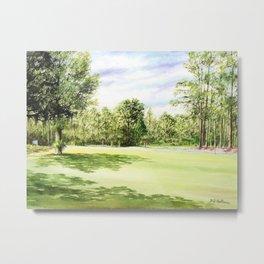 Perry Golf Course Florida Metal Print