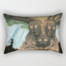 Tree of the Ancients Rectangular Pillow