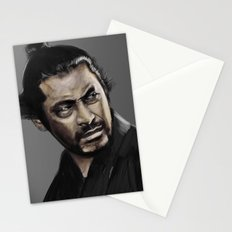 Yojimbo Stationery Cards