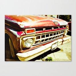 Ford Tough (2) Canvas Print