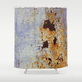 Cracked ! - JUSTART (c) Shower Curtain