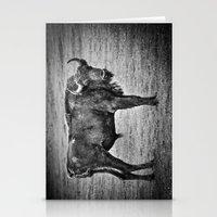 buffalo Stationery Cards featuring Buffalo by davehare