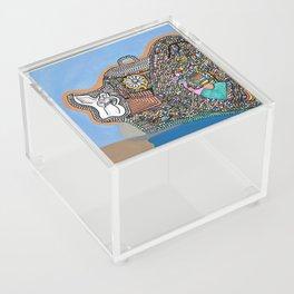 Bubble Boat Acrylic Box