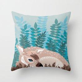 Soft Sleep Throw Pillow