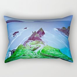 Dingle Marina Great Blasket Ireland Rectangular Pillow