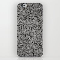 decal iPhone & iPod Skins featuring Chaos!! by Alejandro Ayala