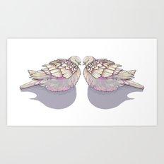 Dove you Art Print