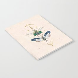Moon insects Notebook