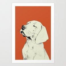 Nufa Art Print