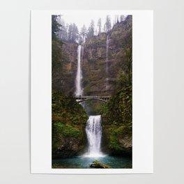 Rainy Multnomah Poster