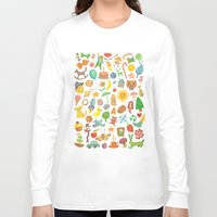 be happy Long Sleeve T-shirts featuring Happy by Vladimir Stankovic