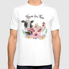 Vegan for Them T-shirt