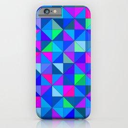 Blue 2 iPhone Case