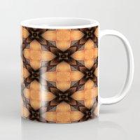 darren criss Mugs featuring Criss Cross by Lyle Hatch