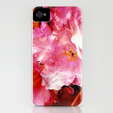 Flower Nymphs Slim Case iPhone (4, 4s)