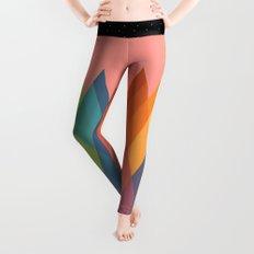 Rainbow Peak Leggings