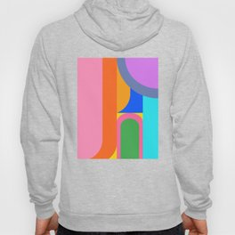 Shape and Color Study 59 Hoody
