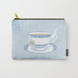 Royal Tea Carry-All Pouch
