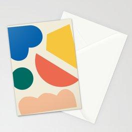 Floating lands Stationery Cards