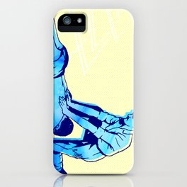 It feels so wrong--It feels so right iPhone Case