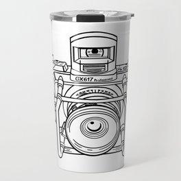 Fuji GX Camera Travel Mug