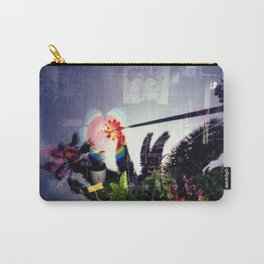 Urban double exposure Carry-All Pouch
