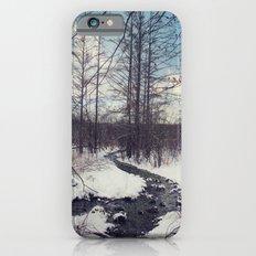 Snow River iPhone 6s Slim Case