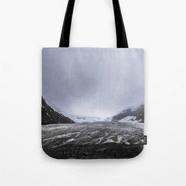 Athabasca glacier Tote Bag