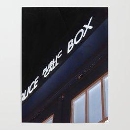 Police call box Poster
