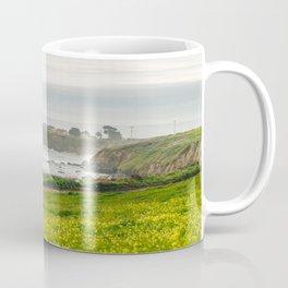 The lighthouse of highway 101 Coffee Mug