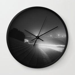 Night Moves 7 Wall Clock