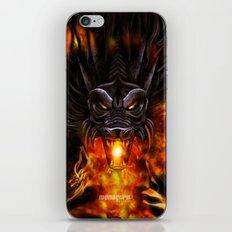 Dragon Negro DNIII iPhone & iPod Skin