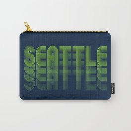 Seasons K Designs Seattle Fade Carry-All Pouch