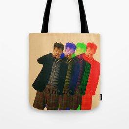 3D Chanyeol Tote Bag