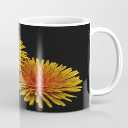 dandelion flying saucers (square) Coffee Mug