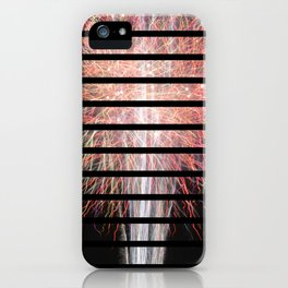 Grand Finale Fireworks iPhone Case