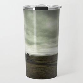 Solitary Lighthouse Travel Mug