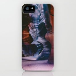 Slot Canyon iPhone Case