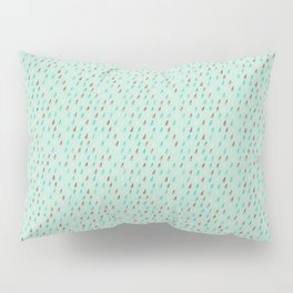 Raindrop Confetti Pillow Sham